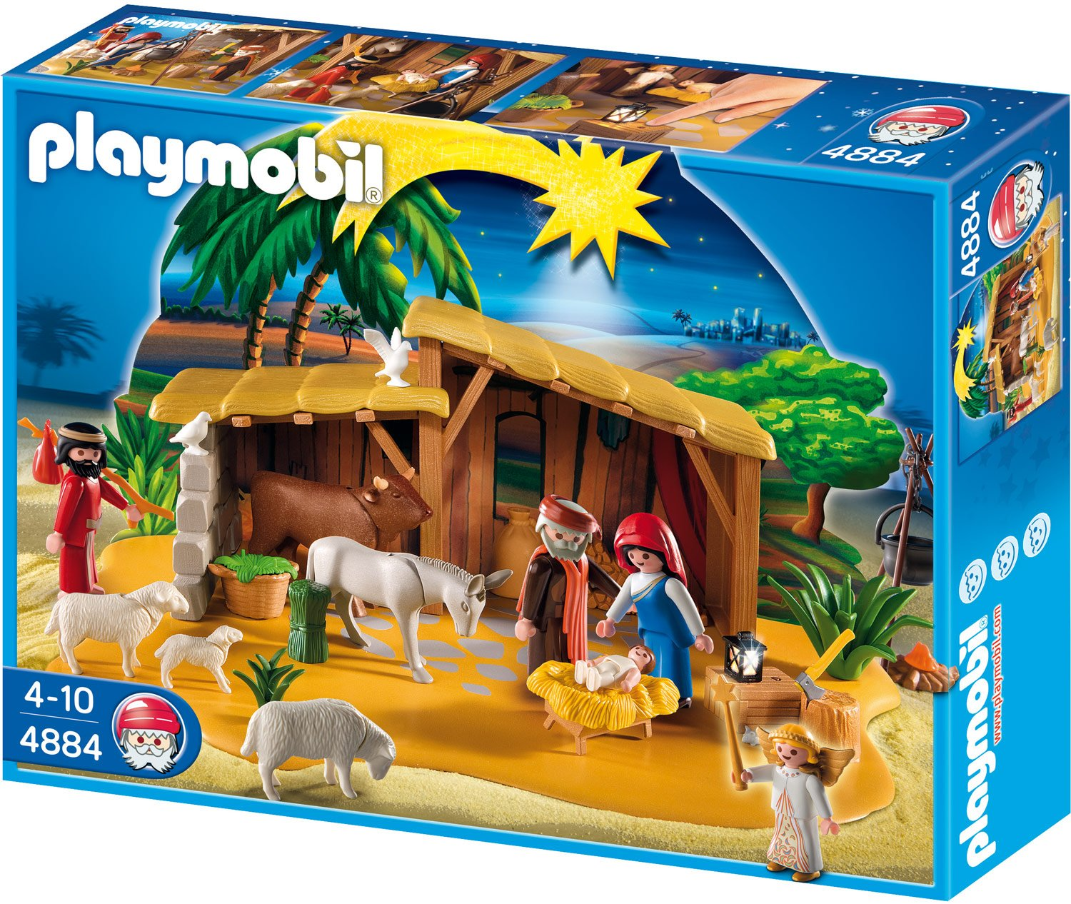 5 politically incorrect christmas gifts for kids survival for Salle a manger playmobil