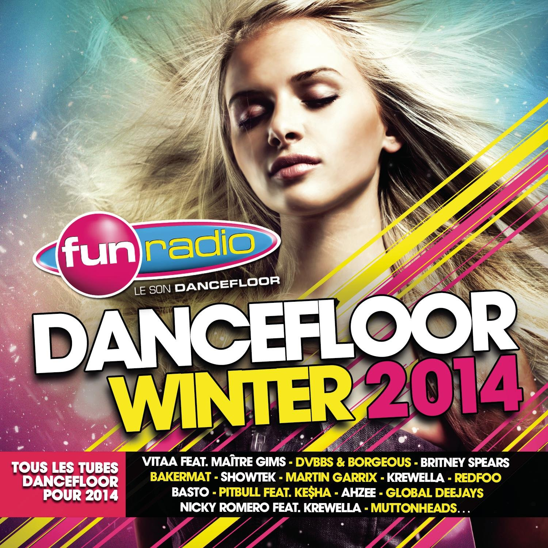 Fun Radio - Dancefloor Winter 2014