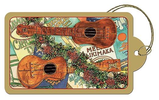 Hawaiian Luggage Sets Set of 8 Hawaiian Art