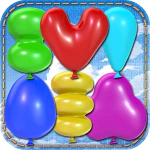 Balloon Drops - Match three puzzle by Bullbitz