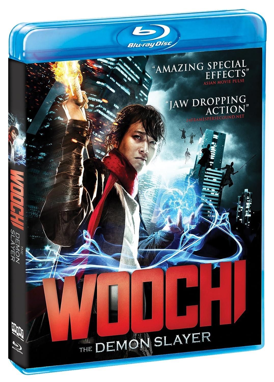 woochi the demon slayer