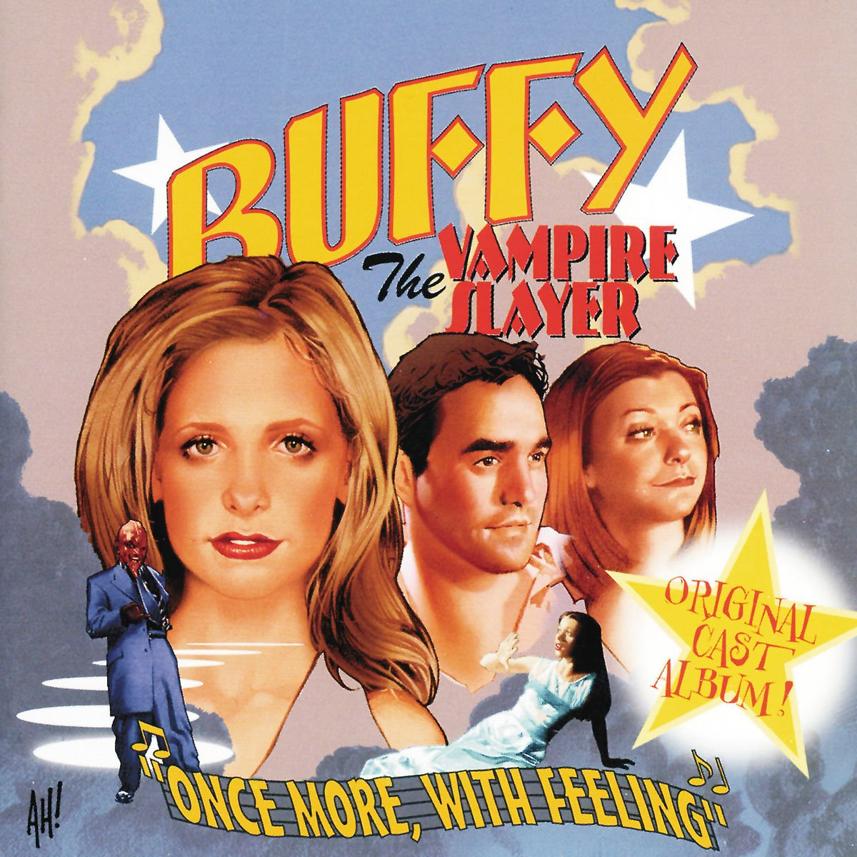 Buffy the Vampire Slayer: Once More with Feeling (Soundtrack) | Fav ...