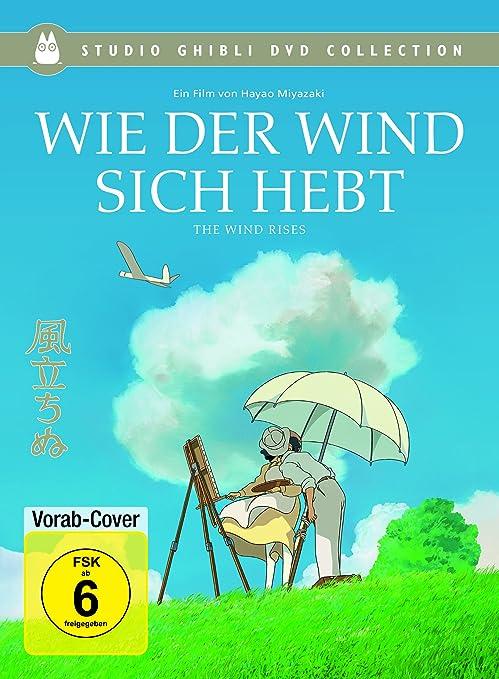 Wie der Wind sich hebt, DVD