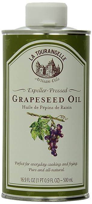 海淘葡萄籽油:La Tourangelle 100%纯天然葡萄籽油
