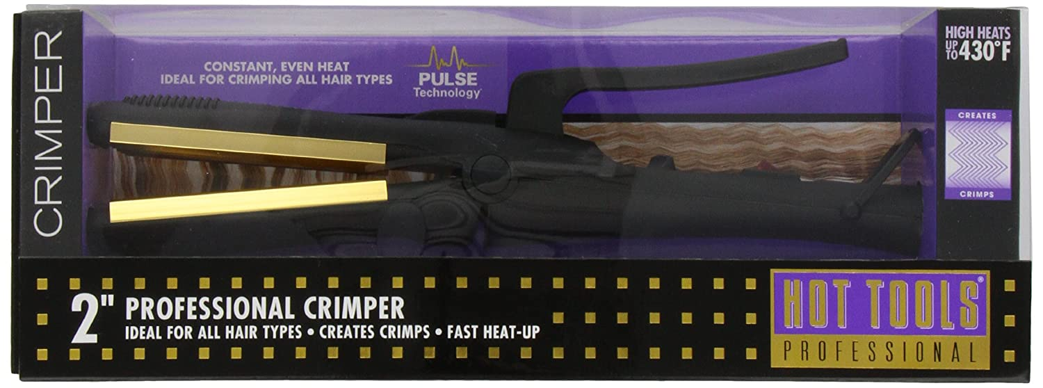 "Hot Tools 2 "" Professional Crimper (#1191)"