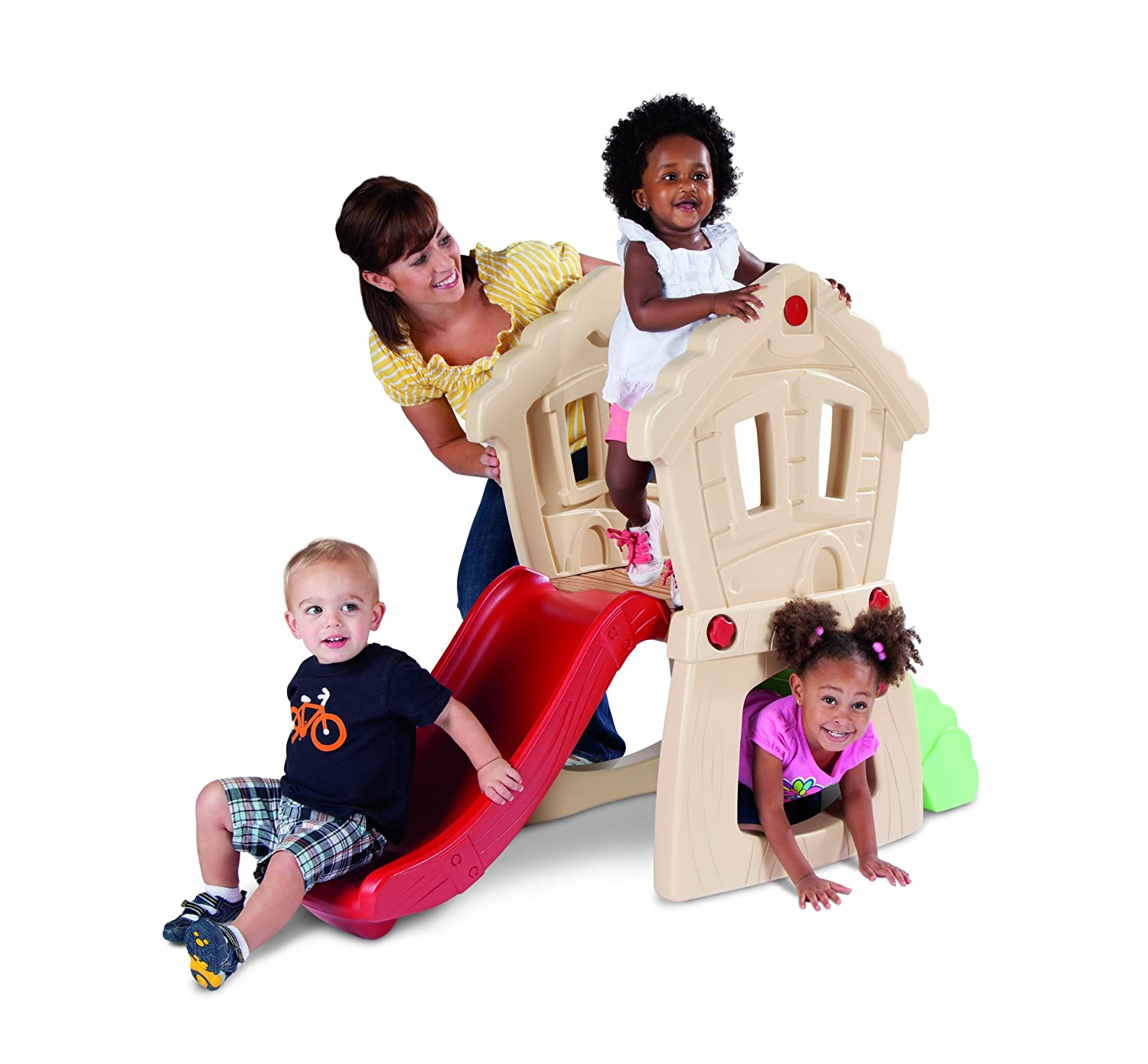 An Image of Little Tikes Hide and Seek Climber