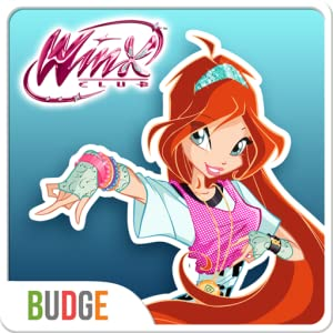 Winx Club: Rocks the World - A Fairy Dance Game from Budge Studios