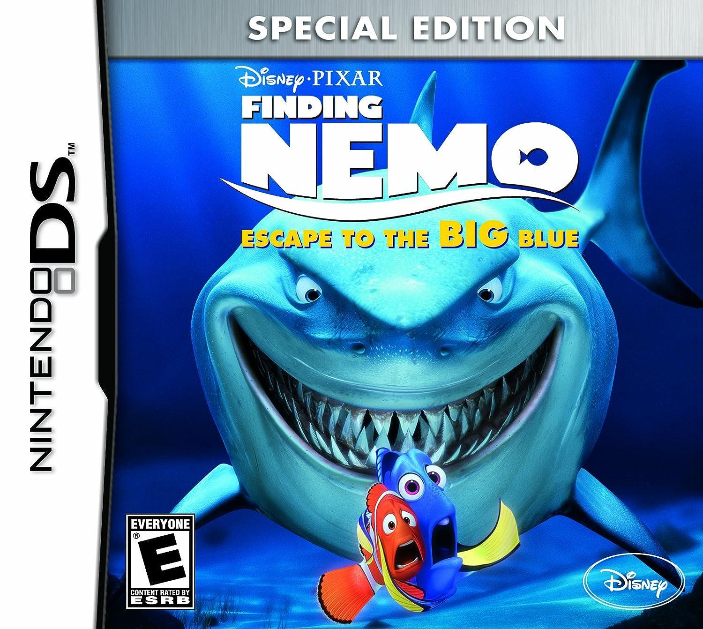 Finding Nemo: Escape to the Big Blue Special Edition - Nintendo 3DS