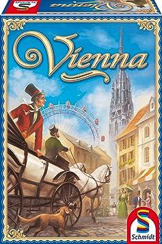 Schmidt Spiele - 49305 - Jeu De Société - Vienna