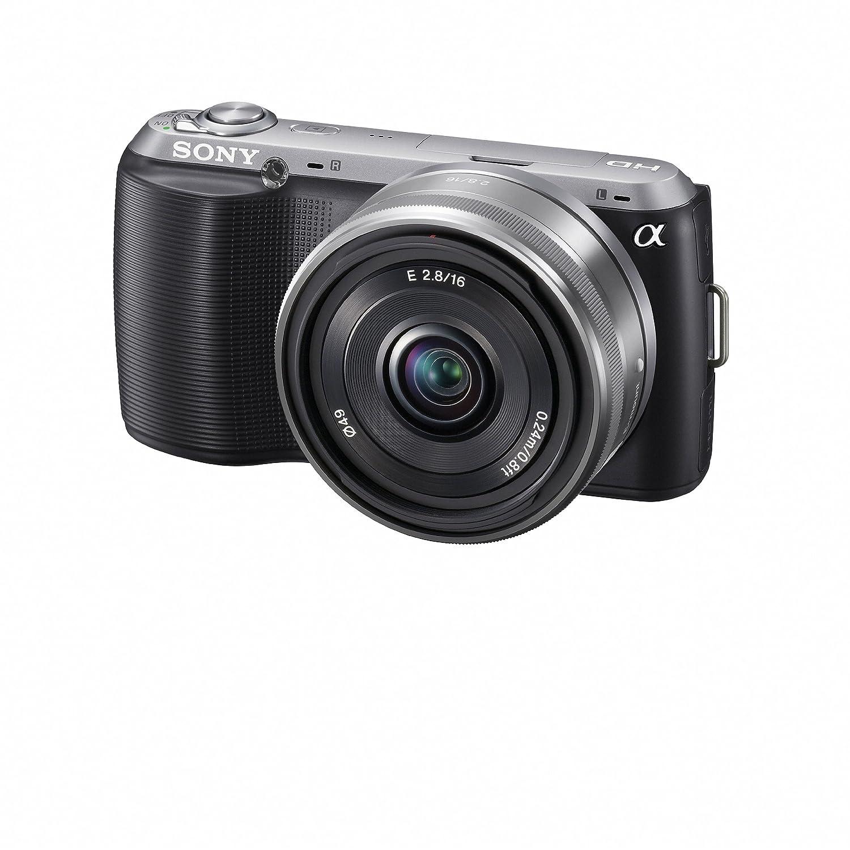 sony alpha nex c3 16 mp compact interchangeable lens. Black Bedroom Furniture Sets. Home Design Ideas