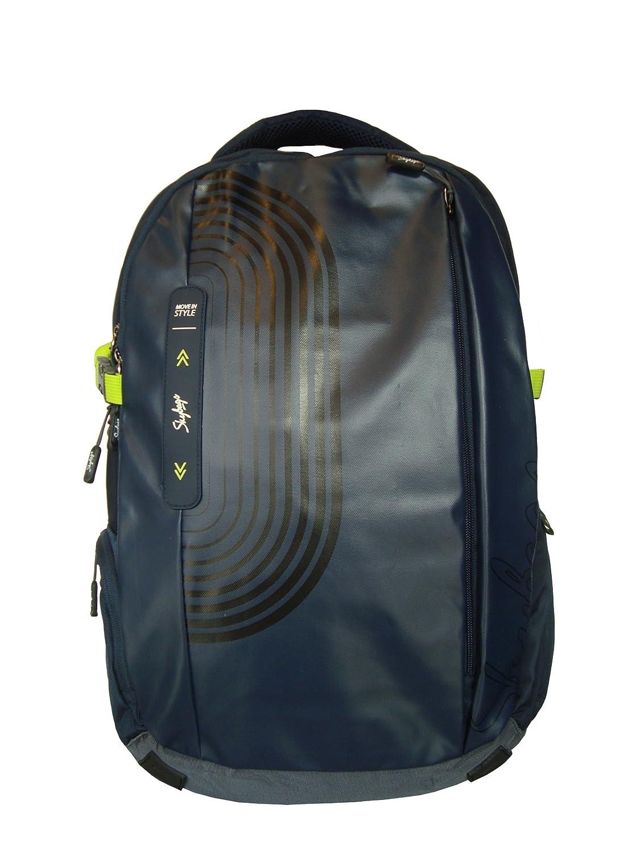School bags online cash on delivery - Skybags Lunar 30 Ltrs Blue Laptop Backpack Lpbplun4blu
