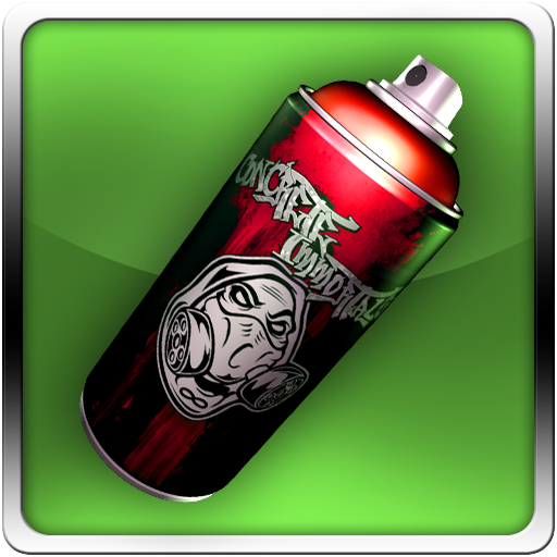 Amazon.com: Graffiti Spray Can: Appstore for Android