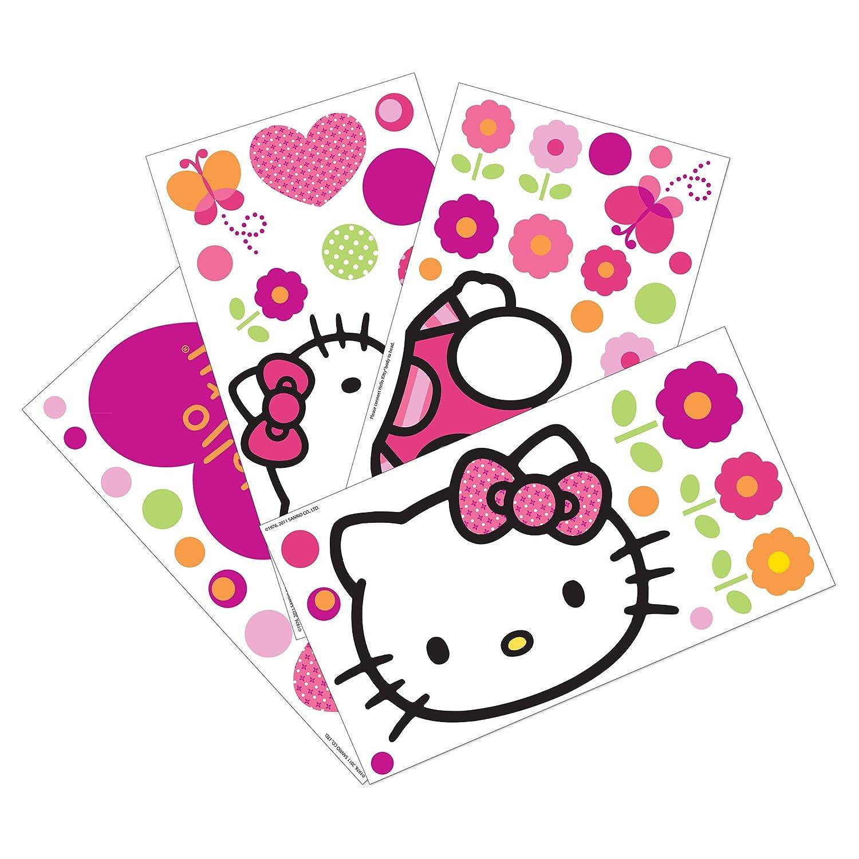 Hello Kitty Garden Crib Bedding and Accessories - Baby ...