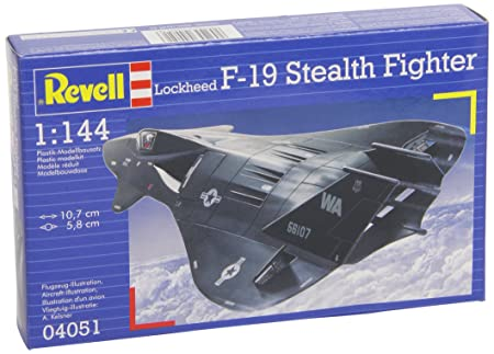 Revell - Maquette - F-19 Stealth Fighter  - Echelle 1:144