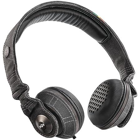 Marley Riddim Headphones - Midnight