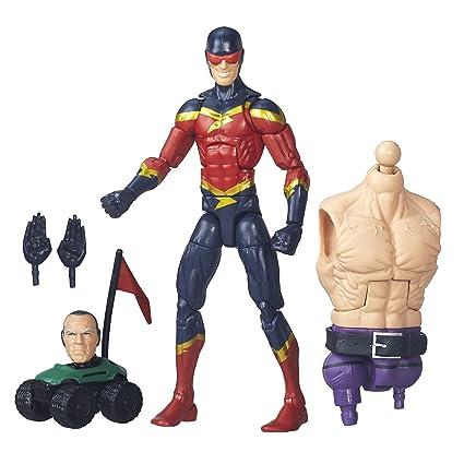 Marvel Legends Series: Ennemis supérieure de Spider-Man: de Marvel Speed Demon