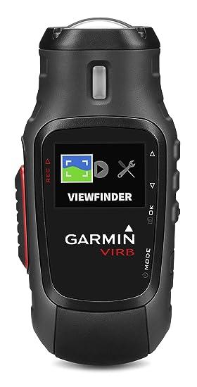 Garmin VIRB - Camera d'action embarquée - 16 Mpix ANT+ - Noir