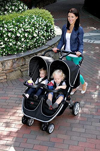 Britax B-Agil Double Stroller Reviews