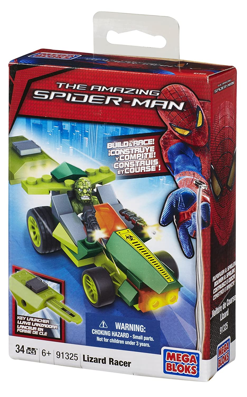Mega Bloks 91325 Lizard Racer, Spider-Man günstig bestellen