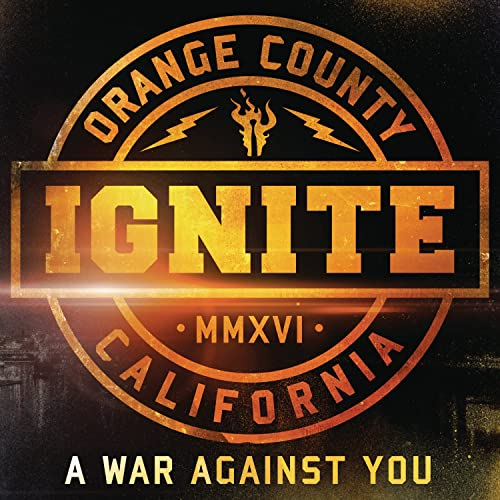 Ignite - A War Against You (Limited Edition)