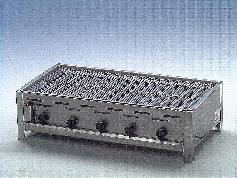 Gastrobräter KF-R5 mit Grillrost – 5-flammig online bestellen