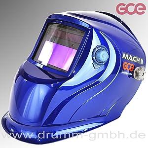 MACH II Automatikschutzhelme Jetzt mit neuem Kopfband und verbesserter Filterkassette  BaumarktÜberprüfung und weitere Informationen