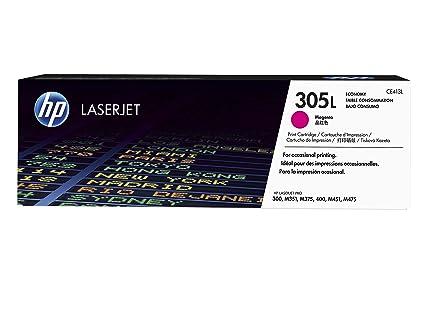 HP 305L Originel Cartouche de toner Bas capacité 1,400 Pages Magenta