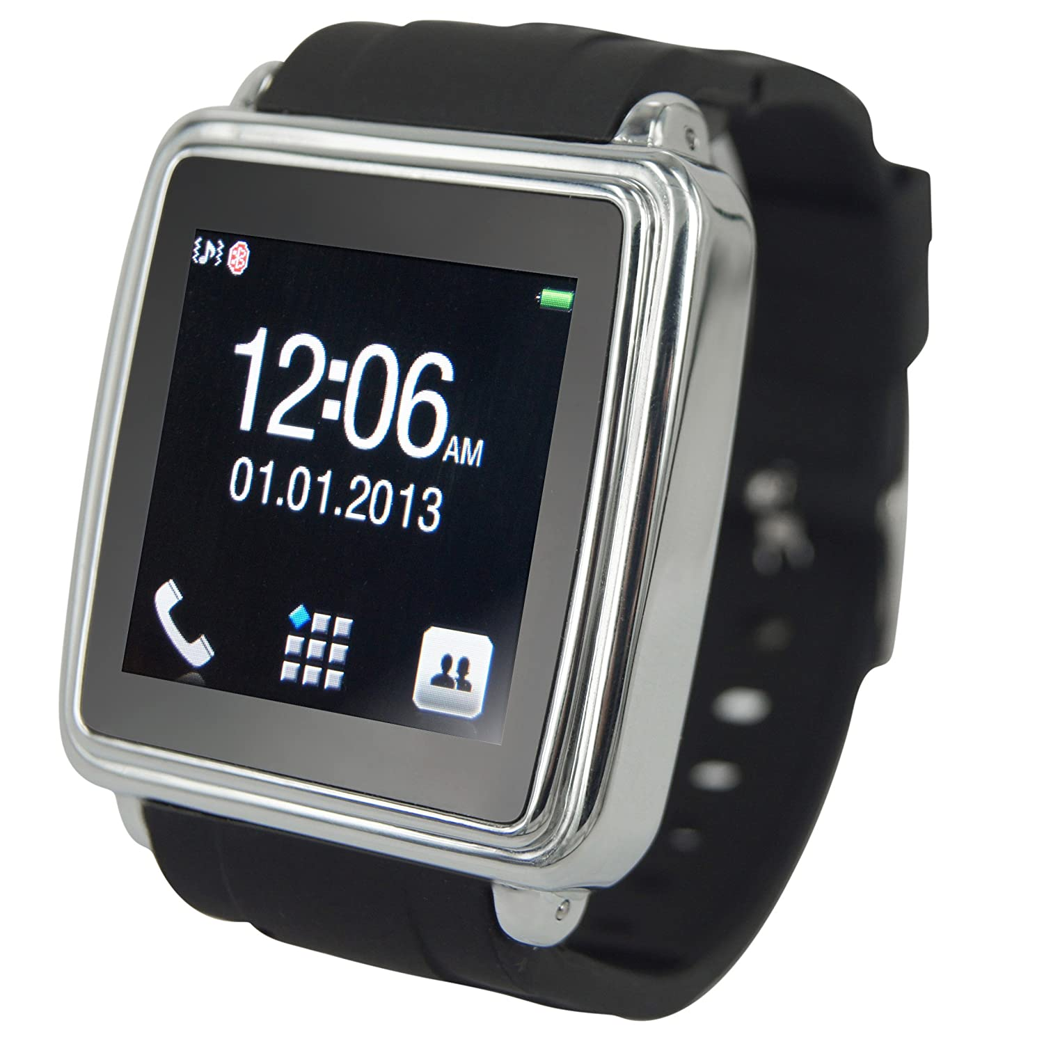 how to use smartwatch with iphone