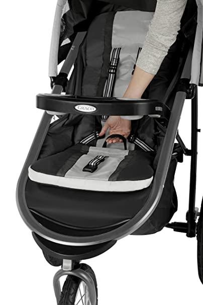 Graco Fastaction Fold Jogger Connect Stroller