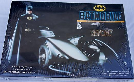 Batmobile Toy Model Batmobile Plastic Model