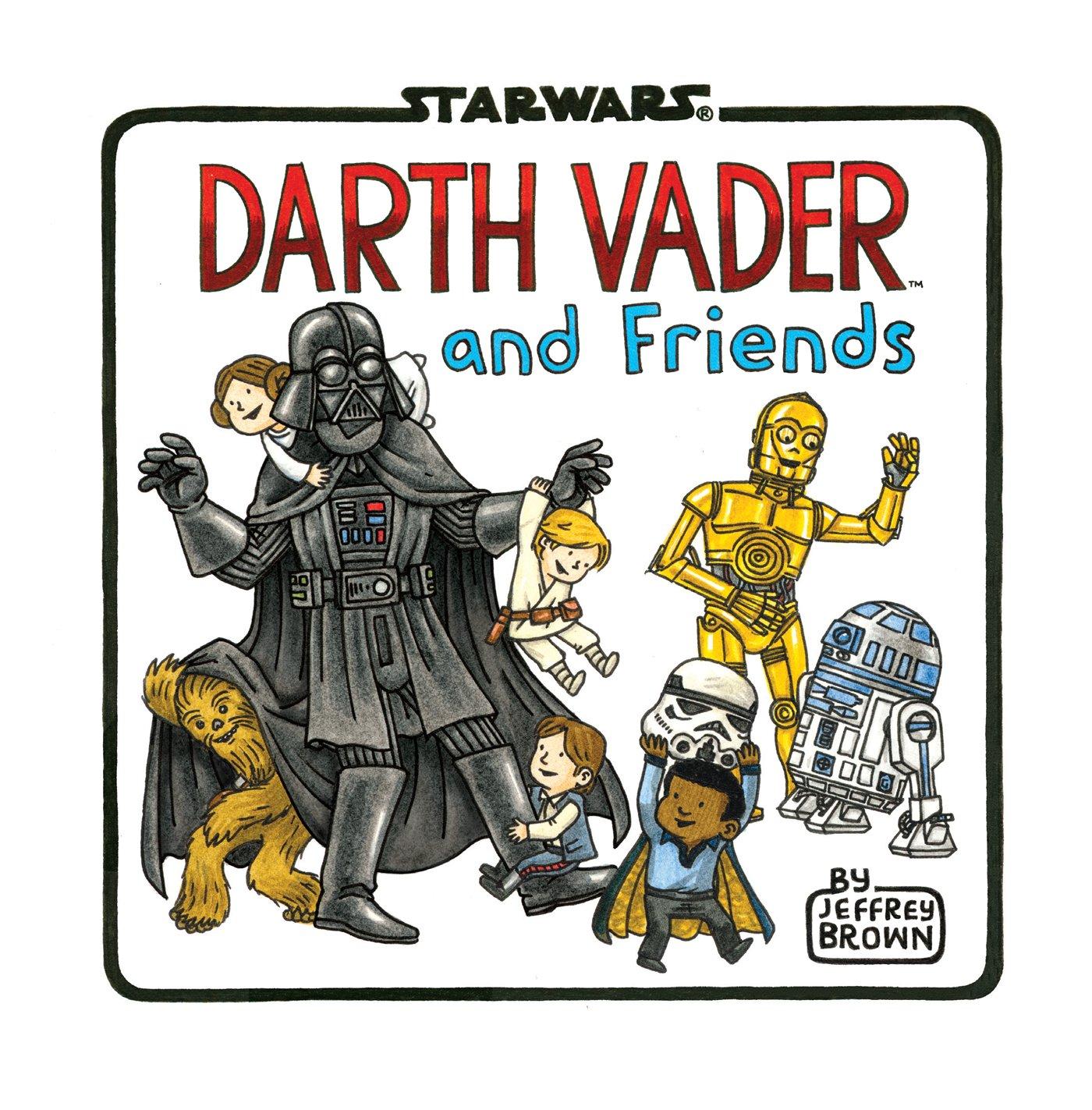 Вейдер и его друзья, Darth Vader and Friends,