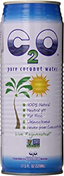 12-Pack C2O 17.5 Ounce Pure Coconut Water