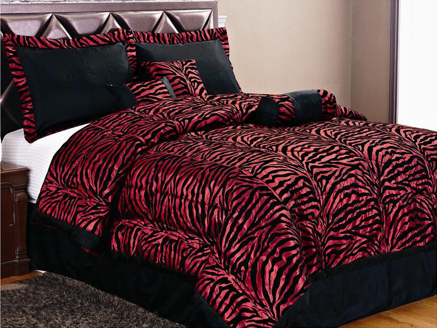 Black and red bedding sets - Black and red bedding sets ...