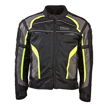 BIKEZONE s 4002-54-xL veste de moto connect-multicolore-taille xL