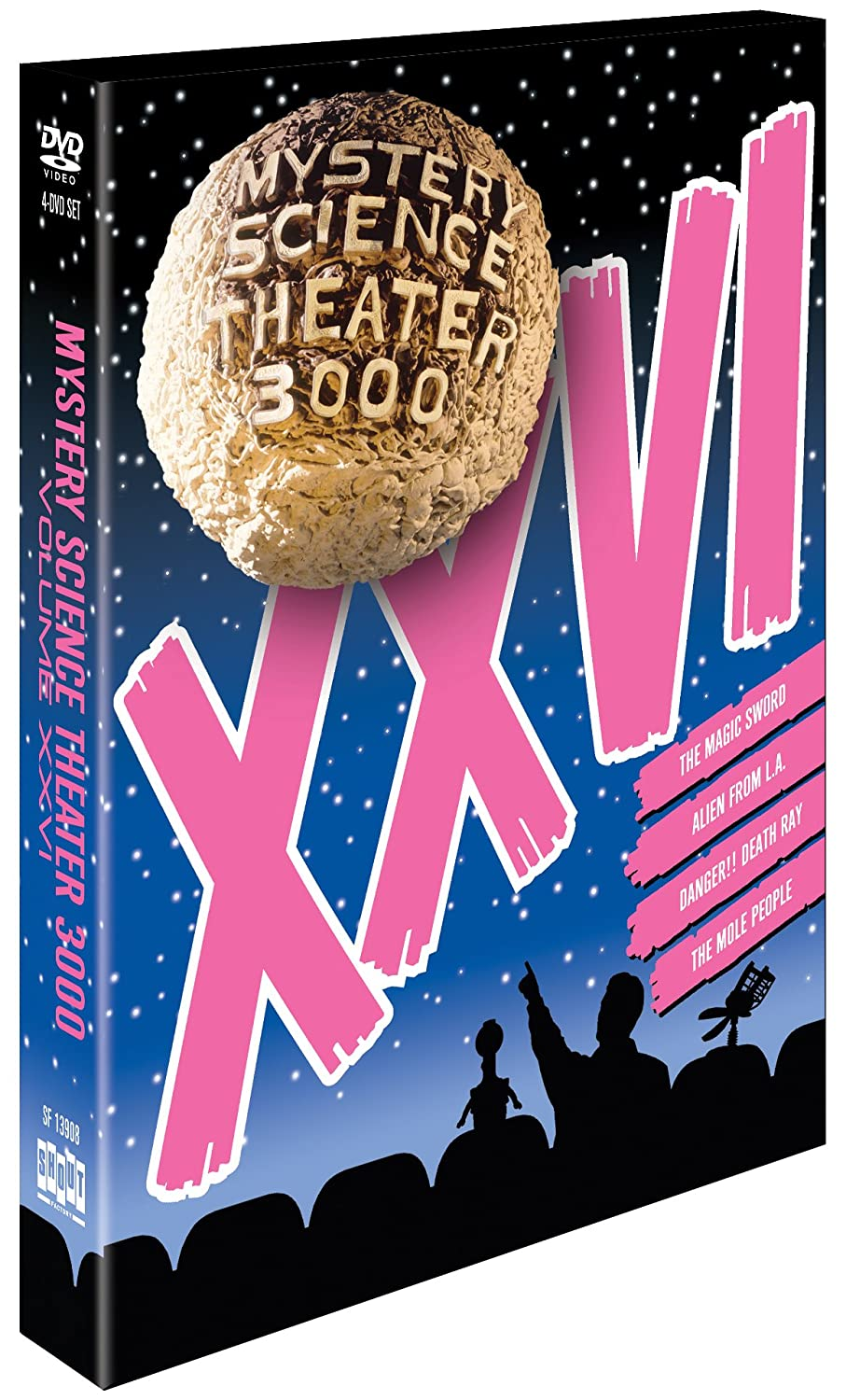 Mystery Science Theater 3000: XXVI $24.49