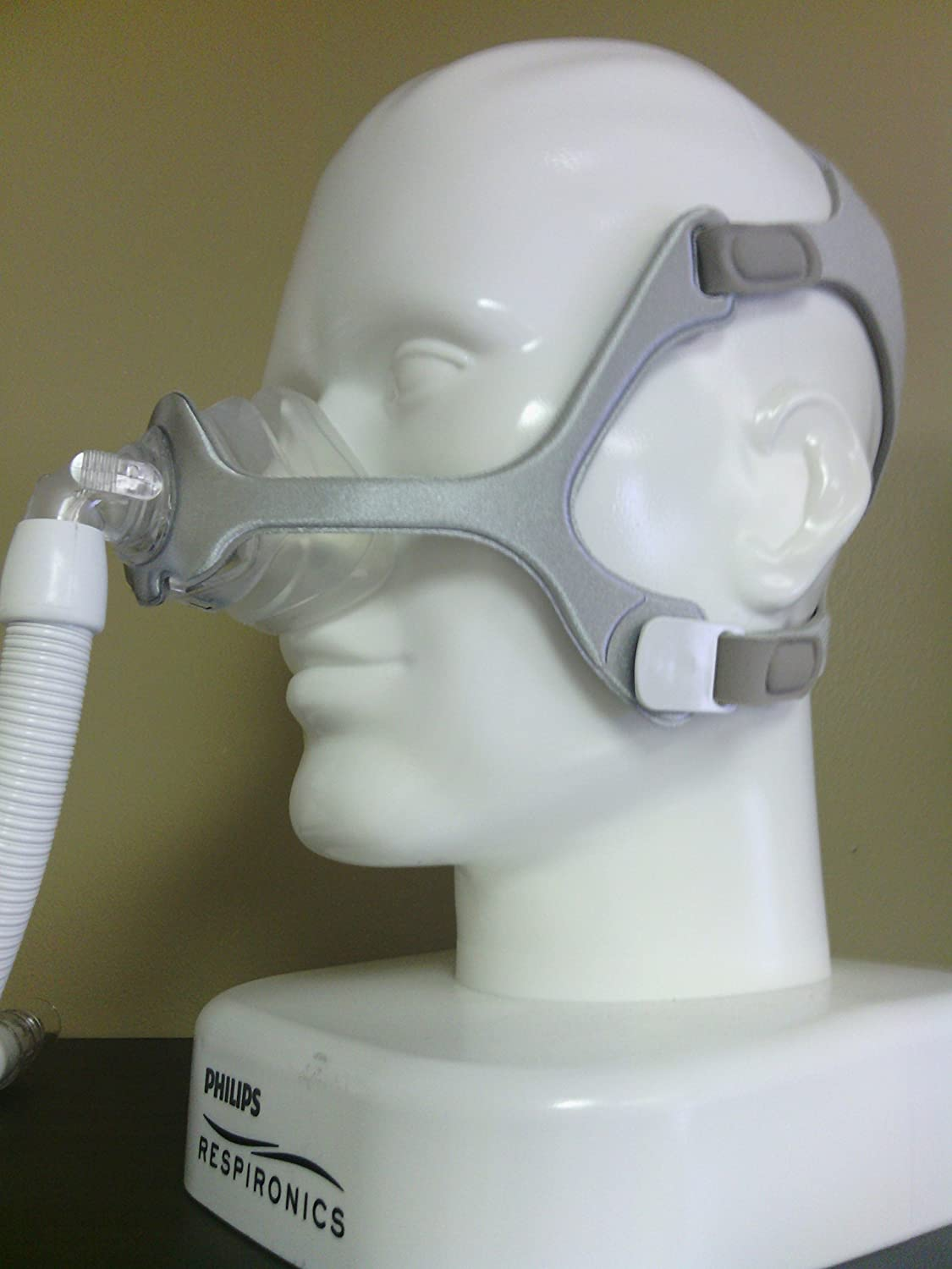Wisp Mask with Fabric Frame and Headgear - Best cpap mask