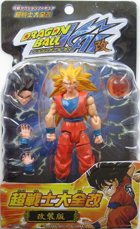 Dragon Ball Toys : Worst dragonball toy kanzenshuu