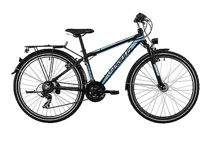"Serious Rockaway Street - Vélo enfant 26"" - noir/bleu 2016 Vélo junior"