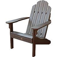 Highwood Classic Westport Adirondack Chair (Weathered Acorn)