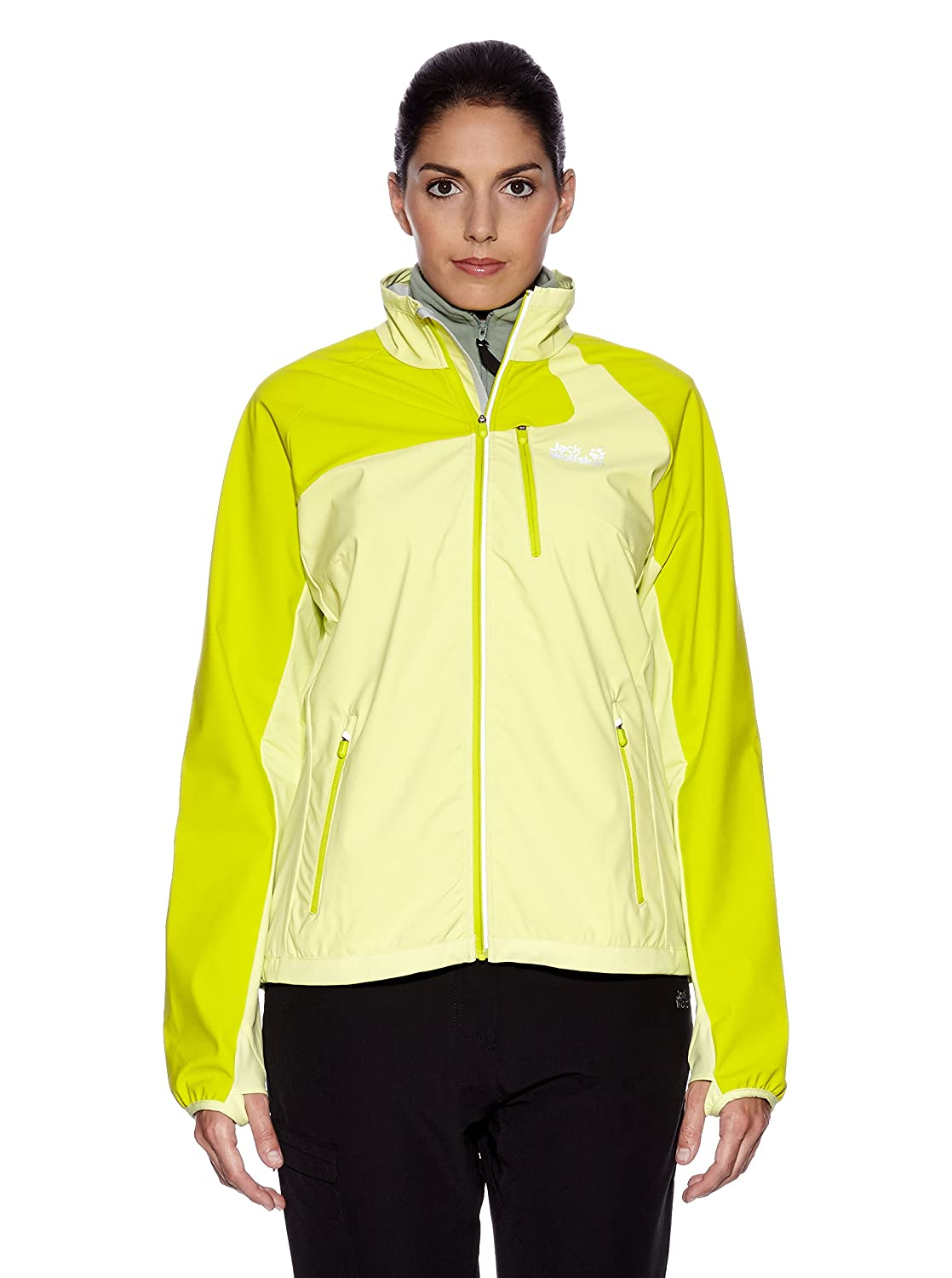 Jack Wolfskin EXHALATION SOFTSHELL WOMEN