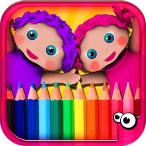 Preschool EduPaint - Amazing HD Paint & Learn Educational Activities for Toddlers and Preschool Children! from Cubic Frog Apps