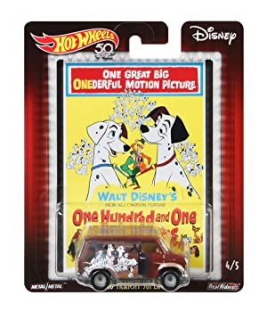 Hot Wheels Pop Culture Ford Transit Super Van (Color: Multicolor)