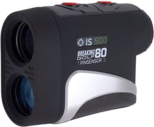 Breaking 80 Golf Rangefinder