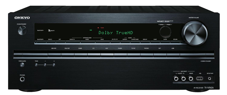 Onkyo TX-NR626 (B) 7.2-Kanal AV-Netzwerk-Receiver