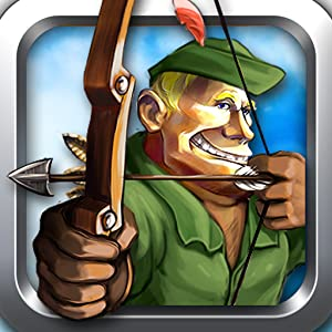 Robin Hood: archery legend by Falcon Mobile Inc.