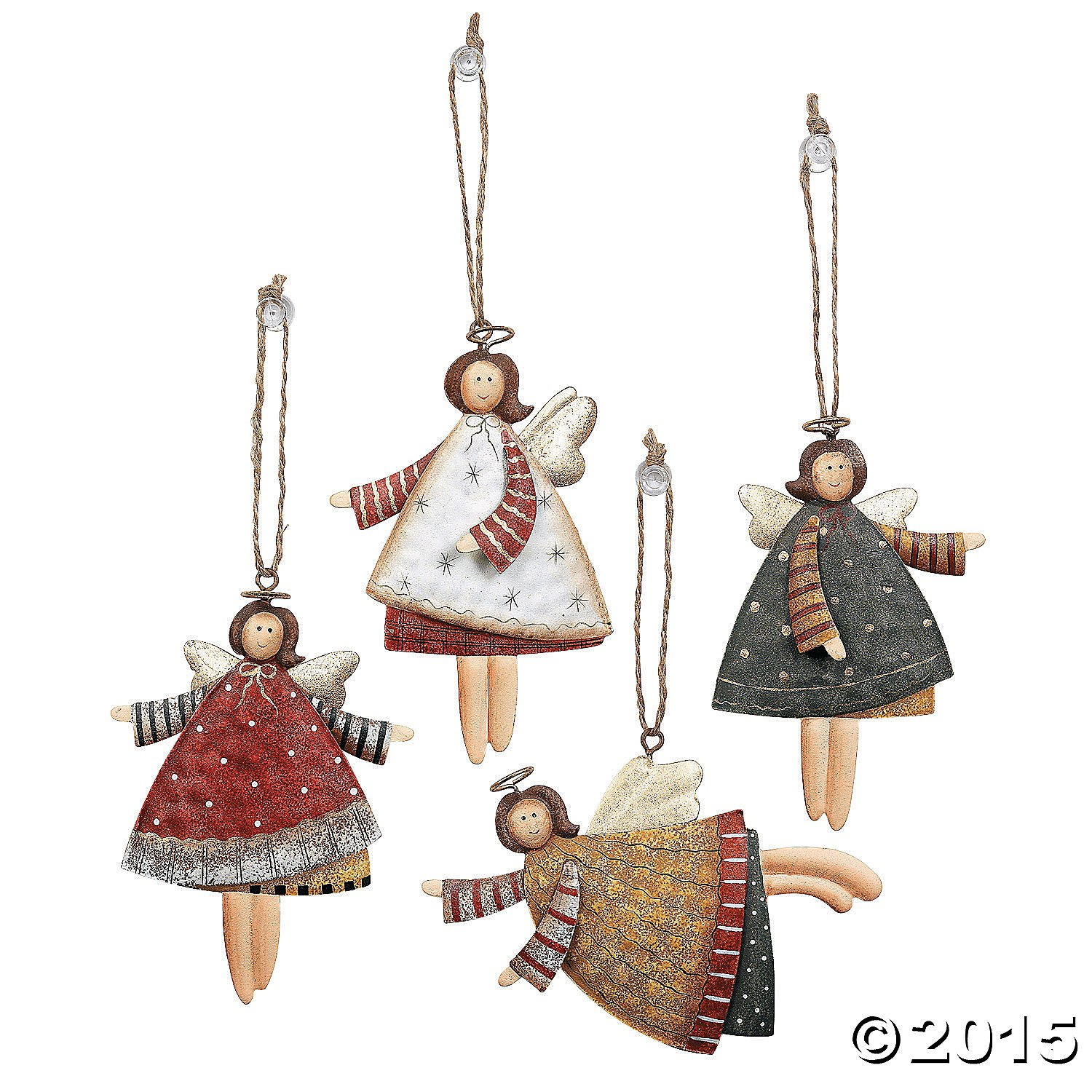 Christmas angels ornament sets wikii
