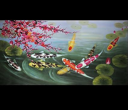 Japanese Koi Art Prints Japanese Koi Art Wall Art