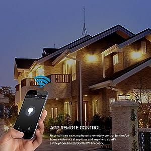 Leegoal Smart Light Switch, Latest In-Wall Wifi Dimmer
