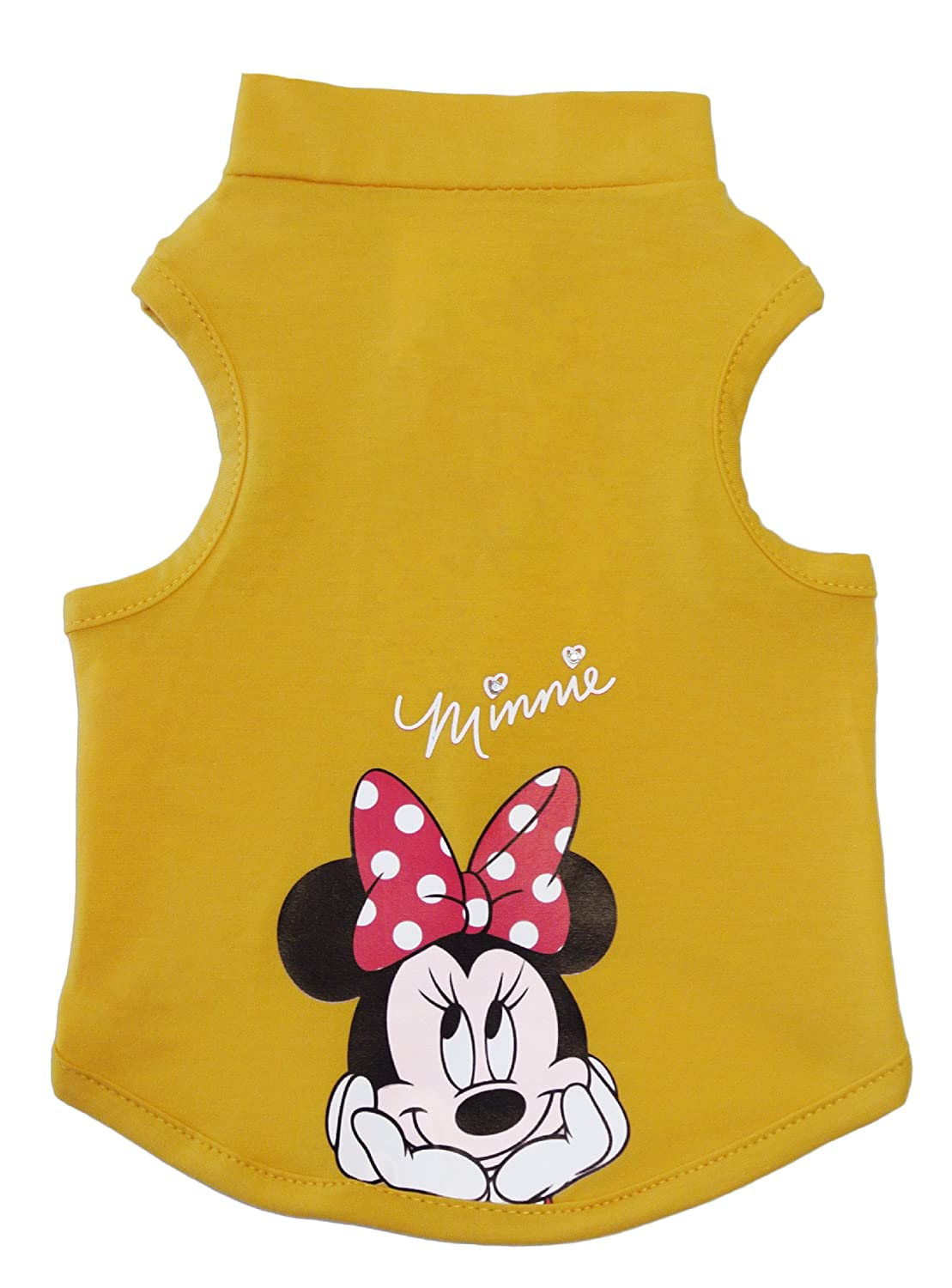 P3Sync Disney Minnie Mouse T-shirt (Yellow, Small) [Misc.]