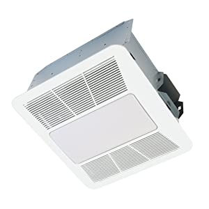 kaze appliance se90tl2 ultra quiet bathroom exhaust fan with led and night light review